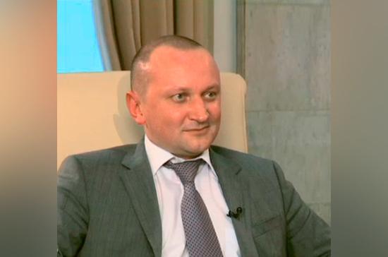Евгений Камкин назначен заместителем министра здравоохранения