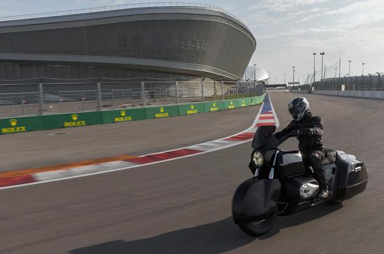 Мотоцикл из проекта «Кортеж» будет продаваться на российском и зарубежном рынках