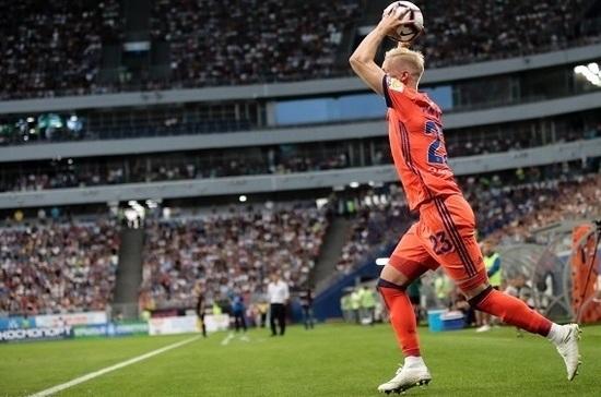 Установлен новый рекорд посещаемости чемпионата России по футболу