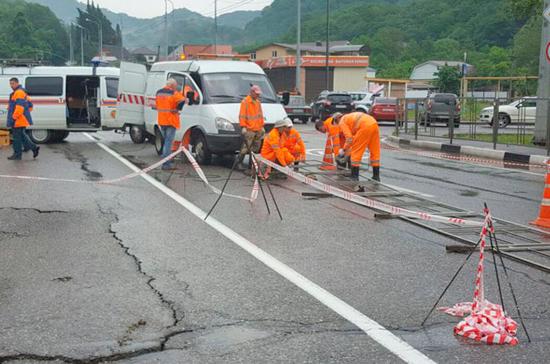 Минтранс раскритиковал планы по строительству трассы Джубга — Сочи