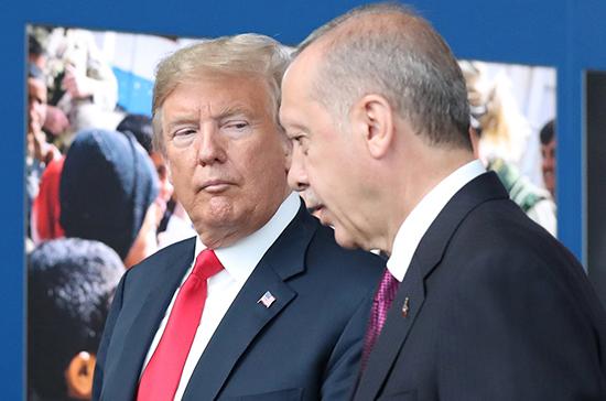 Борьба за власть в Турции привела к коллапсу отношений Анкары и Вашингтона, считает политолог
