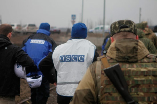 ОБСЕ сообщила о 15 тыс. нарушений режима перемирия в Донбассе в июле