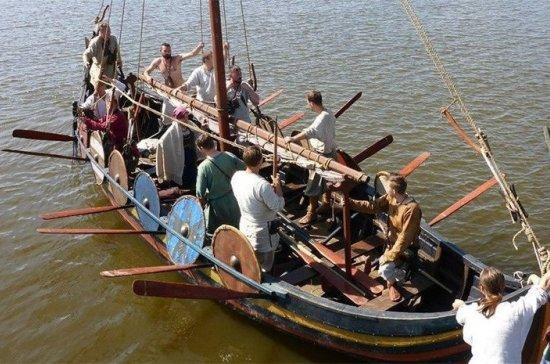 В Москве появится флотилия средневековых кораблей
