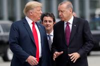США против Турции — в выигрыше Россия