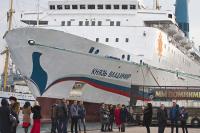 Теплоход «Князь Владимир» возобновит круизы из Сочи в Севастополь 5 августа