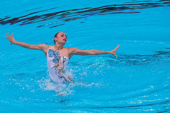 Российские синхронисты завоевали два золота в первый день чемпионата Европы