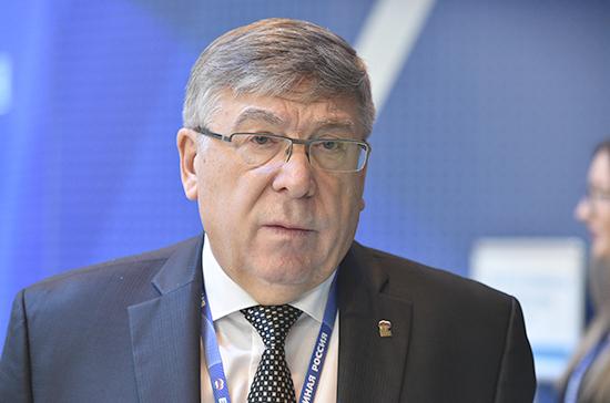 Рязанский призвал обсудить предложения регионов по совершенствованию пенсионной системы