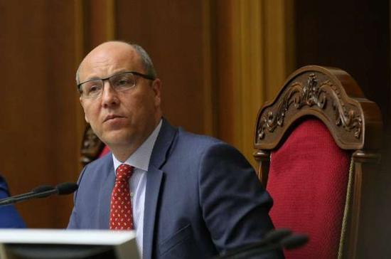 Парубий: судьба закона о статусе Донбасса зависит от Запада
