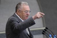 Жириновский встал на защиту Петросяна