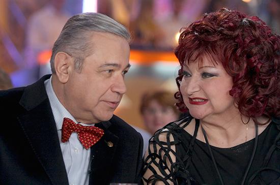 Дело о разводе Петросяна и Степаненко рассмотрят 13 августа
