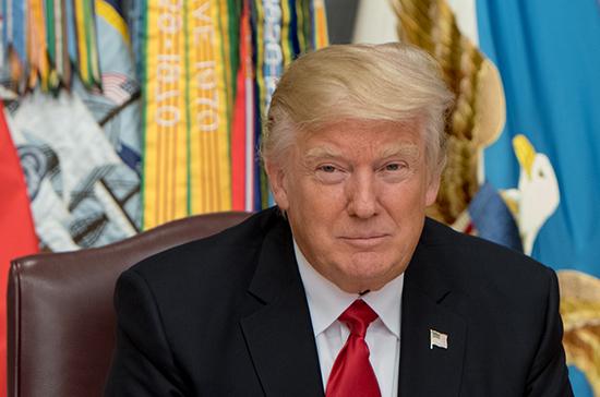 Трамп подписал указ о восстановлении санкций против Ирана