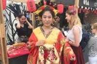 Фестивалю японской культуры стало тесно в «Гараже»