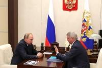 Путин поддержал создание особой экономической зоны в Воронежской области