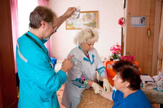 В Екатеринбурге «оцифровали» работу медицинских бригад