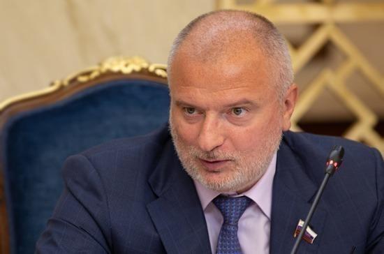 Клишас поддержал решение Верховного суда о правилах перевозки ручной клади