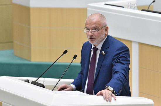 Комитет Совфеда поддержал законопроект об освобождении тяжелобольных заключённых