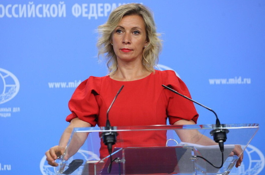 Захарова Москва прорабатывает ответ на новые санкции США