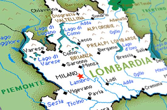 В Италии в провинции Вербано-Кузьо-Оссола намерены через референдум сменить областную принадлежность