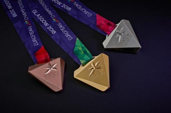 Россияне завоевали три медали в седьмой день ЧЕ по летним видам спорта