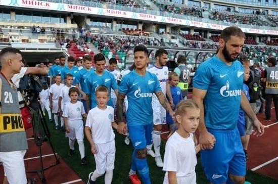 «Зенит» крупно проиграл на выезде минскому «Динамо»