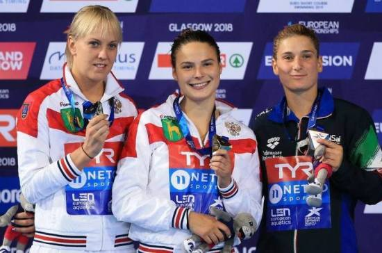 Россияне выиграли шесть медалей в девятый день ЧЕ по летним видам спорта