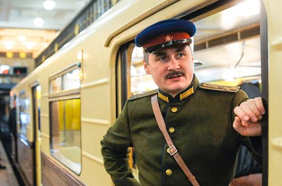 В сентябре на станции столичного метро «Выставочная» покажут 1,5 тысячи уникальных артефактов
