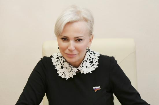 Ковитиди высмеяла заявление Турчинова о блокаде Россией Азовского моря