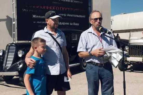 Миллионным посетителем «35-й батареи» в Севастополе стал десятилетний мальчик из Вологды