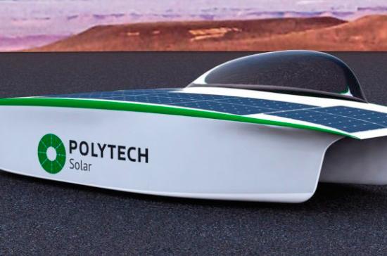 Учёные из Санкт-Петербурга разработают солнцемобиль