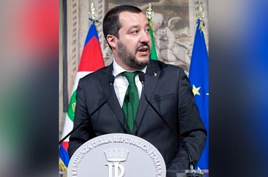 Маттео Сальвини выступил в защиту традиционной семьи