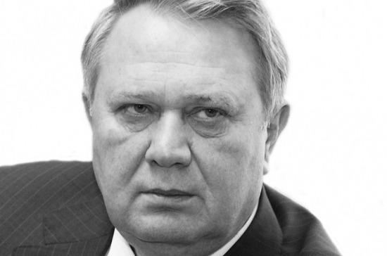 В «Единой России» выразили соболезнования в связи с кончиной депутата Коровникова