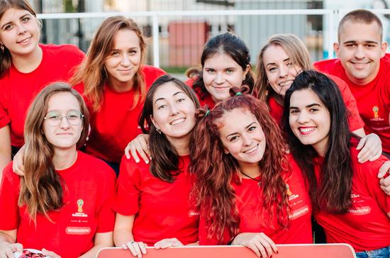 Число волонтёров в России увеличилось на треть с начала 2018 года