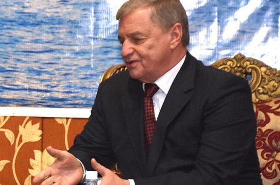 Скончался посол России в Непале Андрей Будник