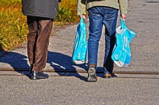 Минприроды поддержало идею ретейлеров отказаться от пластиковых пакетов