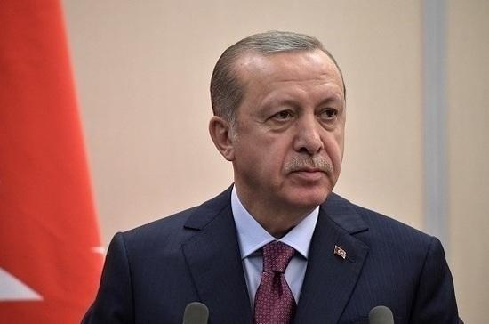 США ударили Турцию в спину, заявил Эрдоган