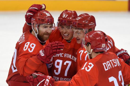 Хоккей уже включён в программу Олимпиады 2022 года