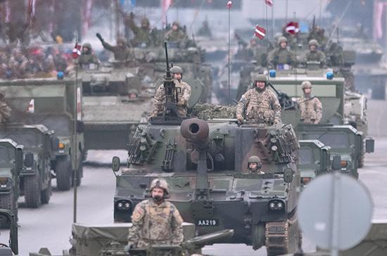 График учений НАТО в Латвии предполагает подавление условных «сепаратистов»