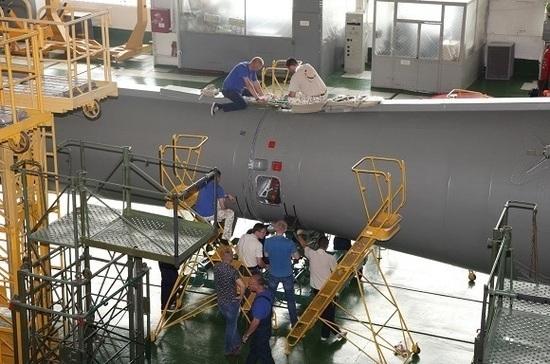 На Байконуре началась подготовка к октябрьскому старту «Союз МС-10»