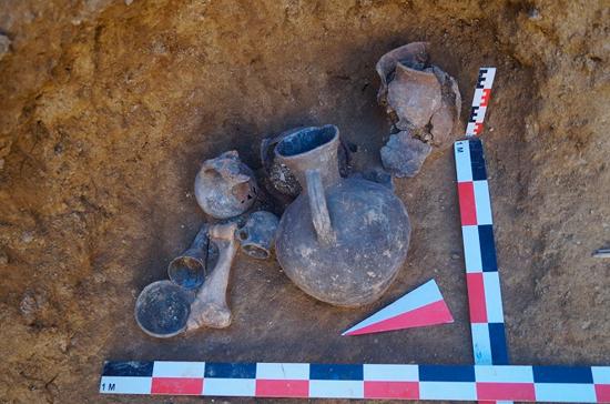 Найденные при строительстве трассы «Таврида» артефакты отправят в Херсонес
