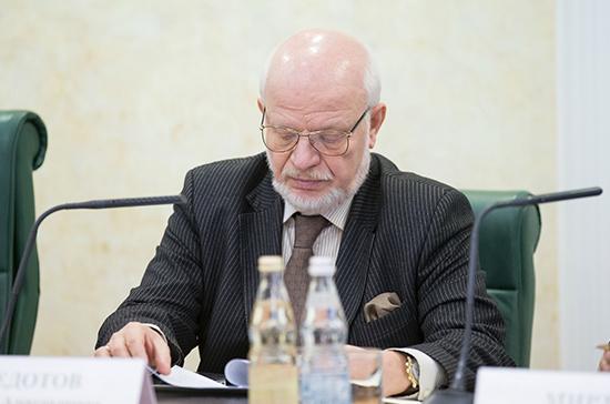 Глава СПЧ призвал к корректировке закона о противодействии экстремизму