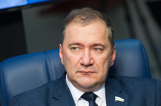 В Госдуме оценили идею Украины полностью закрыть границу с Россией