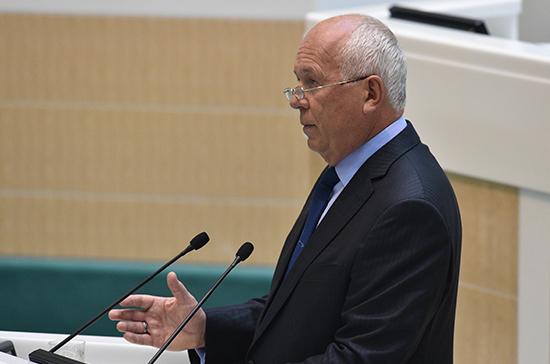 Чемезов предложил законодательно закрепить понятие «диверсификация»