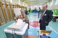 ВЦИОМ: большинство москвичей интересуются предстоящими выборами мэра