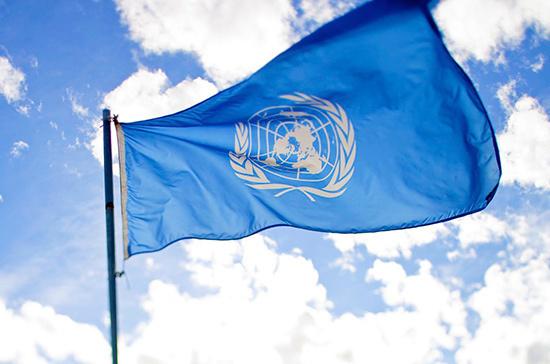 В ООН признались в отсутствии стремления восстанавливать Сирию