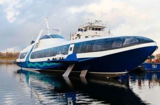«Калашников» построит два судна на подводных крыльях