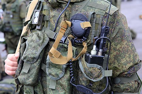 Эксперт назвал разработанный в РФ экзоскелет «солдата будущего» прорывной технологией