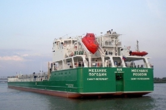 На Украине не пустили инспекторов ОБСЕ на танкер «Механик Погодин»