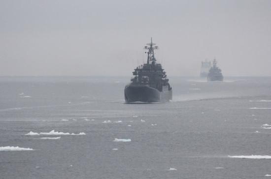 Новый проект для ВМФ объединит вертолётоносец и десантный корабль