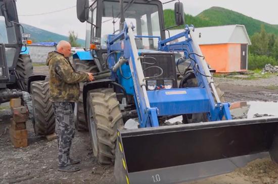 В Магаданской области возродят заброшенное село