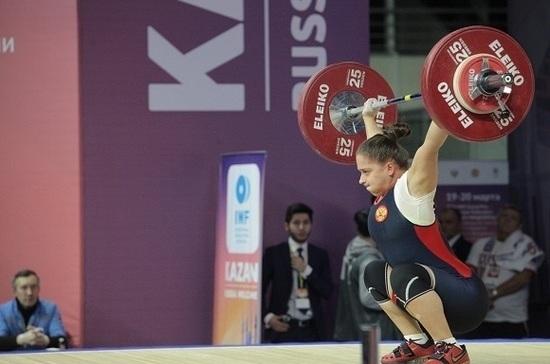 Сборная России по тяжёлой атлетике выступит на чемпионате мира-2018 в полном составе